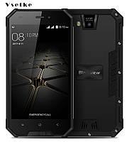 "Blackview BV4000 Pro IP68 4,7"" Android 7,0 2GB RAM 16GB ROM 8MP 3680мАч Black, фото 1"