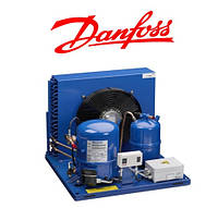 Агрегаты Danfoss optyma