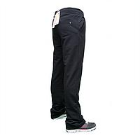Трикотажные женские батальные брюки пр-во Турция AM0080G