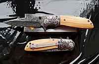 Нож складной Chongming Полуавтомат, фото 1