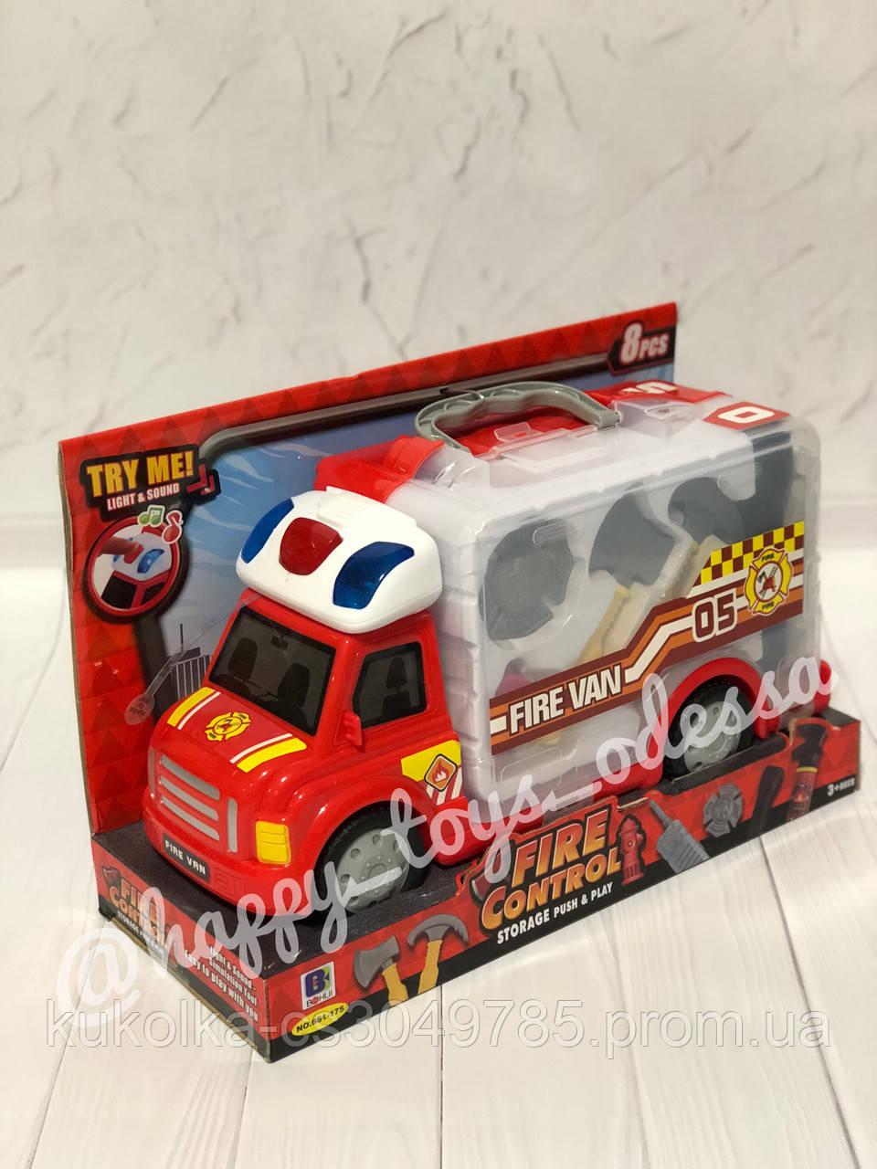 Музыкальная Пожарная Машина