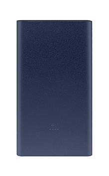 Зовнішній Акумулятор Xiaomi Power Bank 2 10000MAH (PLM09ZM), QC2.0-3.0 Original Dark Blu