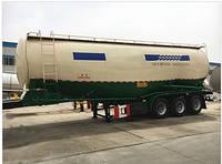 Цистерна для перевозки насыпных грузов 25CBM Henan Jushixin