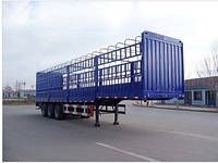 Прицеп для перевозки тяжелых грузов Henan Jushixin