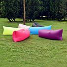 Надувной диван Air Sofa (Ламзак/Lamzac) / лежак, диван-матрас, фото 2