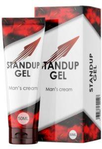 StandUp Gel - препарат для збільшення члена