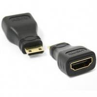 Адаптер HDMI F/mini HDMI M