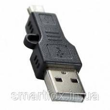 Адаптер USB AM/mini M, фото 2