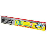 Электроды Патон Elite 3 мм 1 кг
