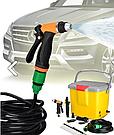 Портативная автомобильная мойка душ от прикуривателя High Pressure Portable Car Washer / автомойка /мойка авто, фото 2