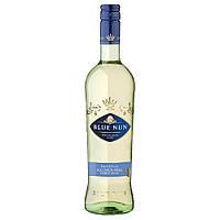 Безалкогольное белое вино Блу Нун (Blue Nun) полусладкое