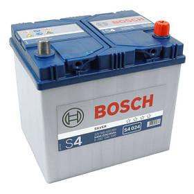 Аккумулятор Bosch S4 66575 60 Ач 540 А Евро