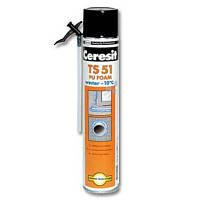 Пена строительная Ceresit TS 51 STD 750 мл