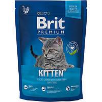 Корм Brit Premium Cat Kitten 300 г