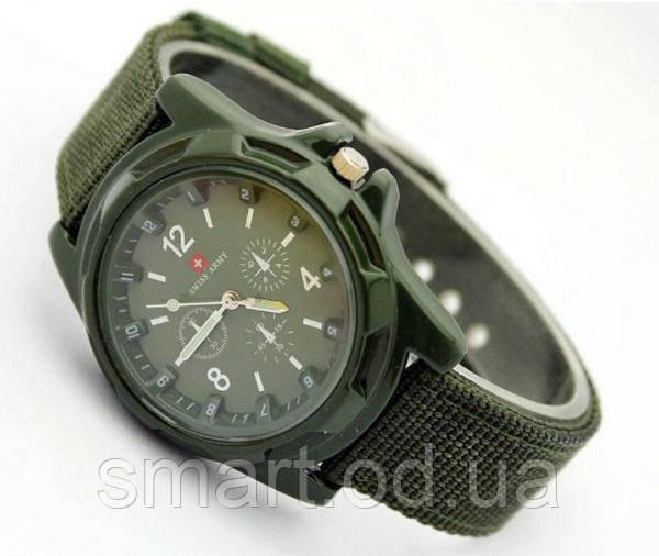 Мужские часы в стиле Swiss Army