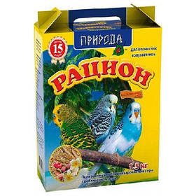 Корм Природа Рацион Мультивитамин + йод 1.5 кг