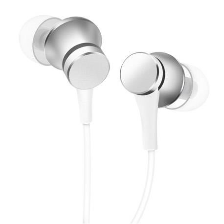 Навушники Epik для Xiaomi Mi Piston Colorful Edition Silver