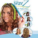 Самозавивающие бигуди Hair WavZ / волшебные бигуди / гибкие бигуди / спиральные бигуди / Хейр Вейвз, фото 2