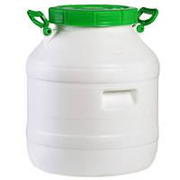 Бочка пищевая пластмассовая Лемира 40 л