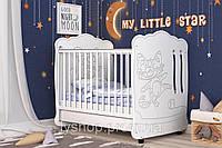 Детская кроватка Тандем с маятником и без. По всей Украине