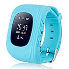 Детские смарт-часы Q50 с GPS трекером / Smart Watch / детские умные часы / Smart Baby Watch / Оригинал, фото 3
