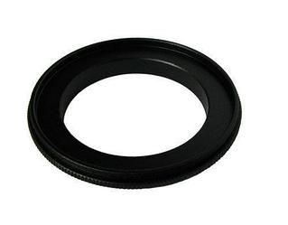 Реверсивный макро адаптер Olympus OM 58мм, кольцо