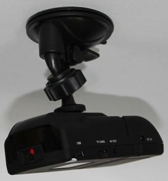 Автомобильный видеорегистратор с GPS-радар-детектором