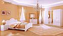 Кровать 160х200 Футура с каркасом Миро-Марк, фото 2