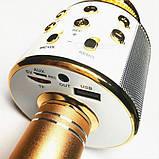 Беспроводной караоке-микрофон с Bluetooth Star Voice, фото 6