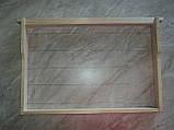 Рамка в сборе 300 мм (втулки,4 ряда проволка н/ж), фото 2