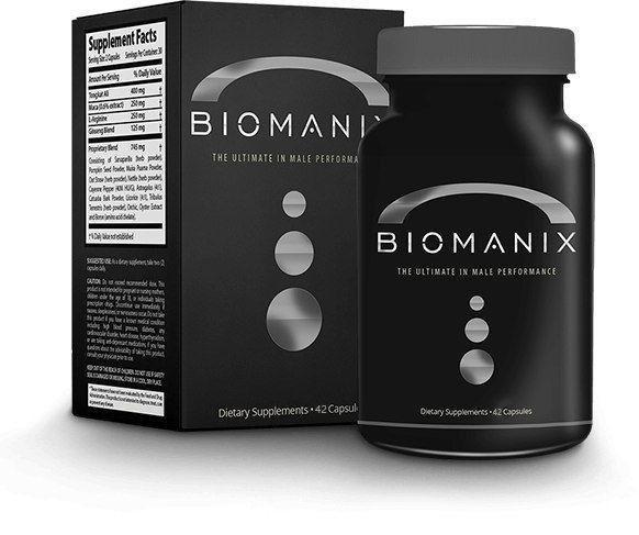 Биоманикс  (Biomanix) капсулы для мужчин