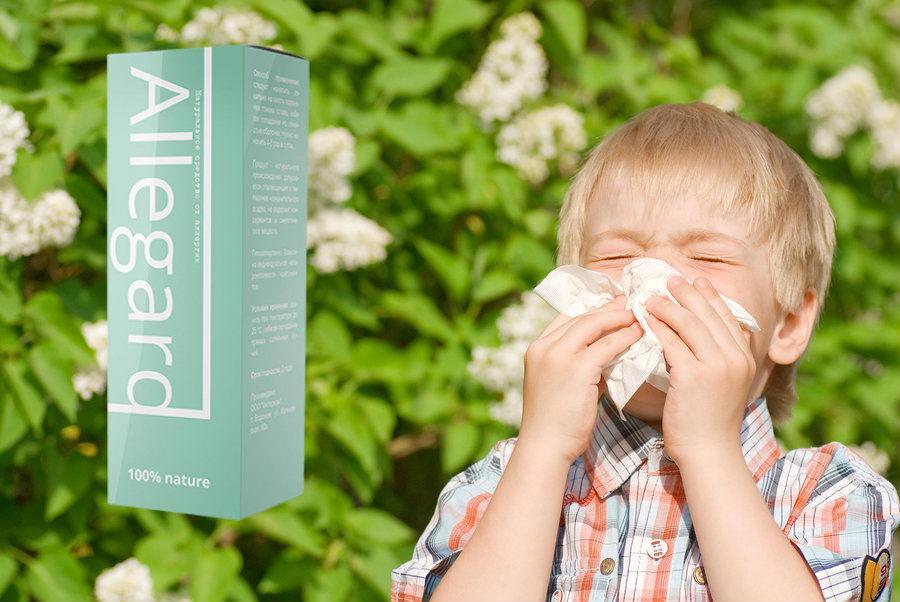 Биопрепарат от аллергии Allegard (Аллегард)