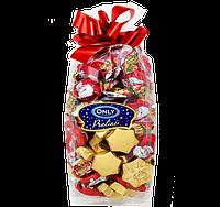 Молочный шоколад Рождественский микс Only Австрия 500 г