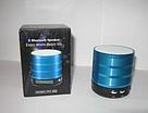 Портативная Bluetooth колонка с радиоприемником WSTER WS-808, фото 2