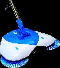 Механический веник Hurricane Spin Broom / Механическая щетка / Чудо-веник «Ураган», фото 2