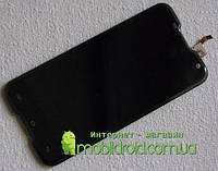 Дисплей +Сенсор (Модуль) Blackview BV5000 Черный
