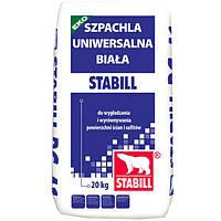 Шпаклевка Stabill PSZ-11 Еко 20 кг
