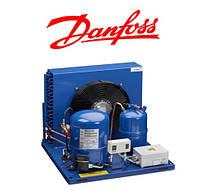 Среднетемпературные агрегаты Danfoss Optyma