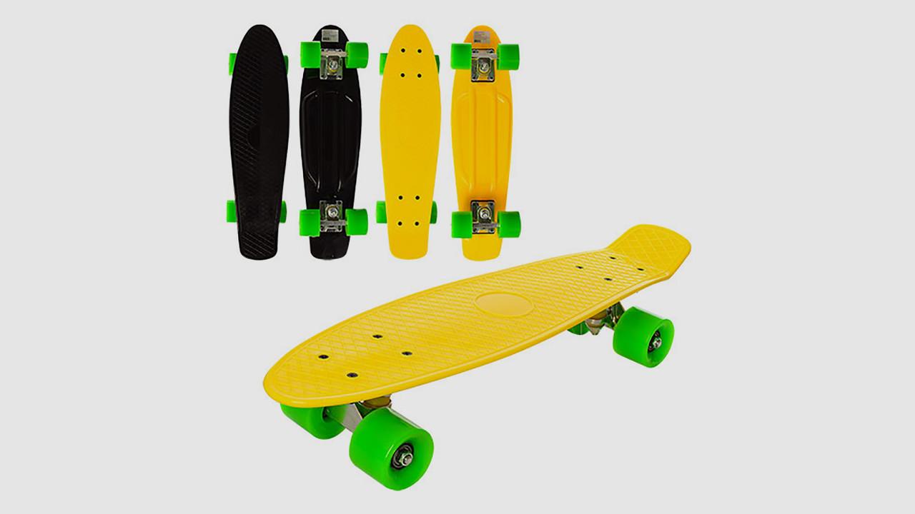 Детский скейт-пенни. PROFI MS 0848-6. 2 цвета