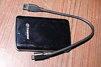 Зовнішній жорсткий диск Transcend 500  ГБ