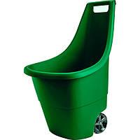 Тачка садовая Keter Easy Go Breeze 50 л зеленая