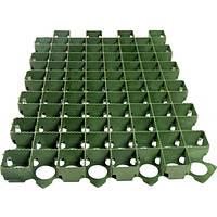 Решетка газонная Standartpark 8101 40x60x3.8 см зеленая