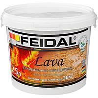 Штукатурка Feidal Lava 2.5 л
