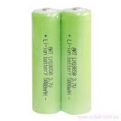 Аккумулятор литиевый Green 18650 5000mAh [134026], фото 2