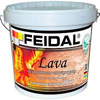 Штукатурка Feidal Lava 10 л