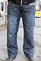 Мужские джинсы плотные, р.28,29
