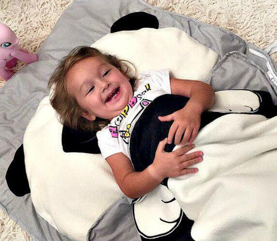 Детские спальные комплекты в виде зверушек