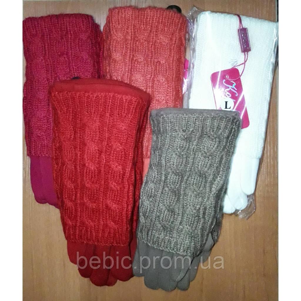 Перчатка на девочку 10-15 лет