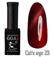 Гель лак Gga Professional Cat's Eye №023 10 мл