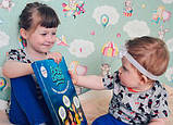 """Детский интерактивный набор для рисования в темноте """"Рисуй светом"""", фото 3"""